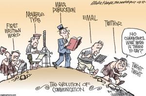 devolution of communication
